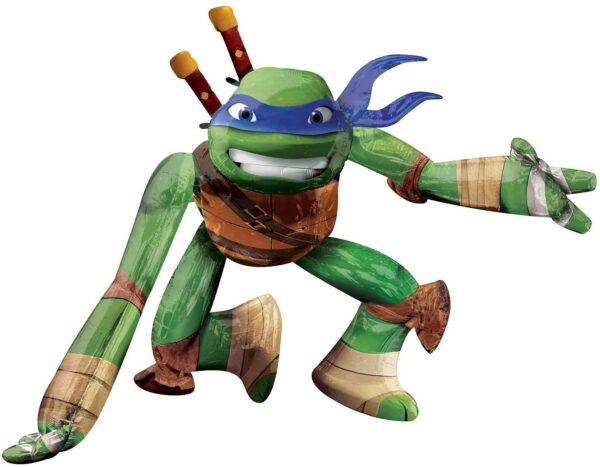 Palloncini tartarughe ninja